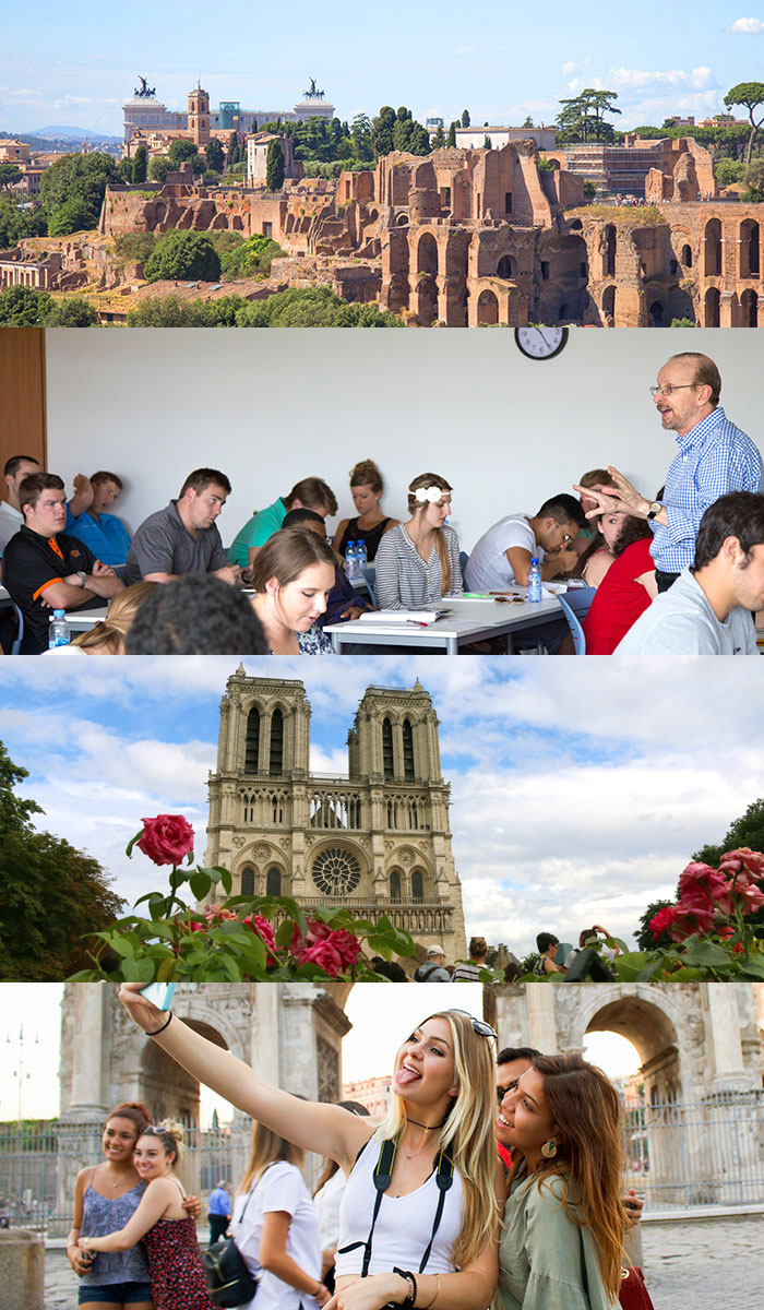 Study Abroad with Forum-Nexus: Multi-Country Summer Programs in Europe